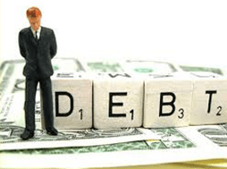 Debt collection for domestic and international trading